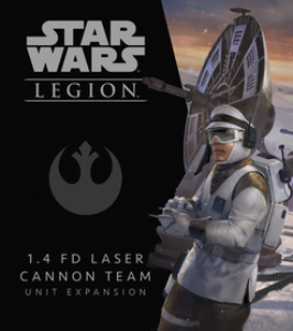 Star Wars: Legion – Laser Cannon Team