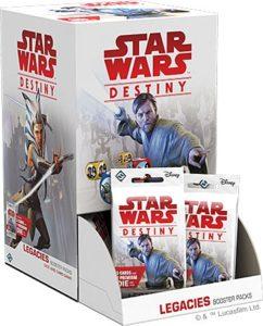 Star Wars: Destiny – Legacies Booster Box (36)