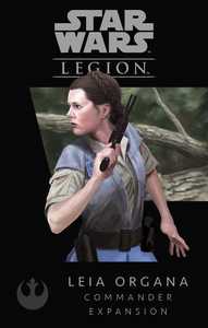Star Wars: Legion – Leia Organa Commander Expansion