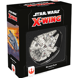 Star Wars: X-Wing (Second Edition) – Millennium Falcon