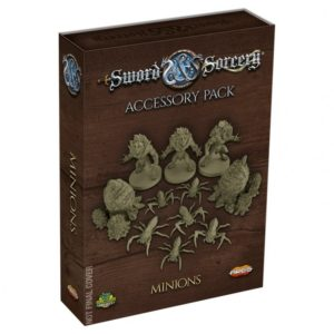 Sword & Sorcery: Ancient Chronicles – Minions