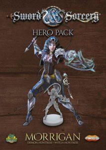 Sword & Sorcery: Hero Pack – Morrigan