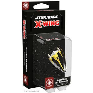 Star Wars: X-Wing (Second Edition) – Naboo Royal N-1 Starfighter