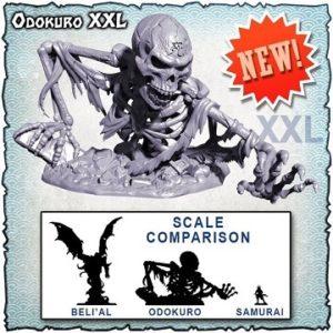 Shadows of Brimstone: Odokuro XXL Enemy