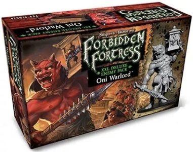 Shadows of Brimstone: Oni Warlord XXL Enemy