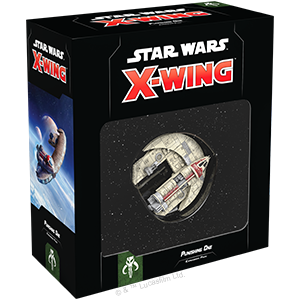 Star Wars: X-Wing (Second Edition) – Punishing One Expansion