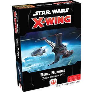 Star Wars: X-Wing Miniatures Game – Second Edition - Rebel Alliance Conversion Kit