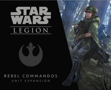 Star Wars: Legion – Rebel Commandos Unit Expansion