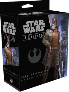 Star Wars: Legion – Rebel Specialists Expansion
