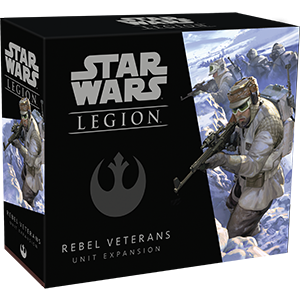 Star Wars: Legion - Rebel Veterans Unit