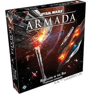 Star Wars: Armada – Rebellion in the Rim - PREORDER (Order by itself ONLY - see FAQ)