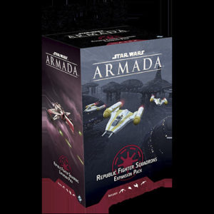 Star Wars: Armada - Republic Fighter Squadrons Expansion Pack