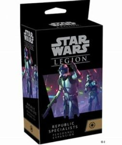 Star Wars Legion: Republic Specialists Personnel Expansion