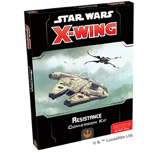 Star Wars: X-Wing (Second Edition) – Resistance Conversion Kit