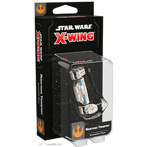 Star Wars: X-Wing (Second Edition) – Resistance Transport