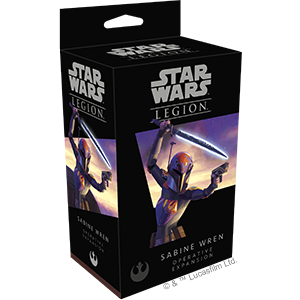 Star Wars: Legion – Sabine Wren