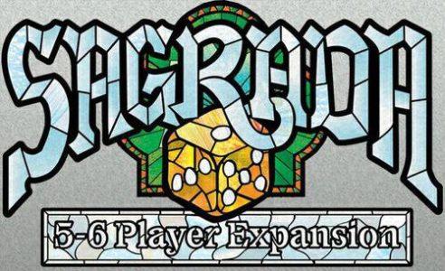 Sagrada: 5 & 6 Player Expansion
