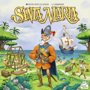 Santa Maria (Dice Tower Edition)
