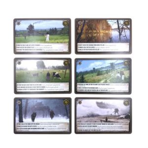 Scythe Promo Pack #6 - 6 Promo Encounter Cards