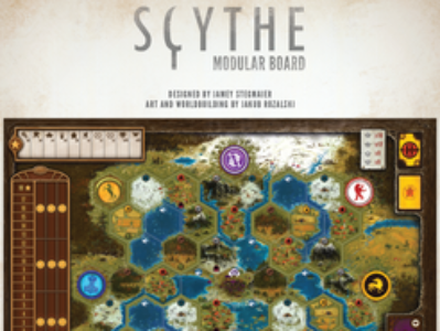 Scythe Modular Board - PREORDER (Order by itself ONLY - see FAQ)