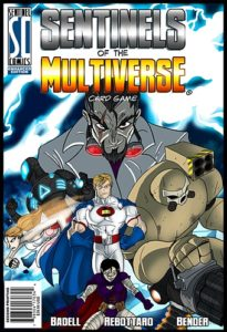 Sentinels of the Multiverse: Enhanced Edition (Third Printing)