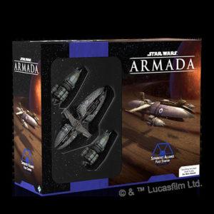 Star Wars: Armada - Separatist Alliance Fleet Starter