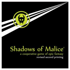 Shadows of Malice: Revised (Revised Second Edition)