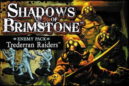 Shadows of Brimstone: Trederran Raiders Enemy Set