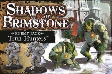 Shadows of Brimstone: Trun Hunters