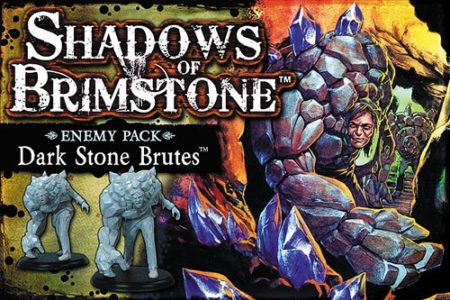 Shadows of Brimstone: Dark Stone Brutes Enemy Set