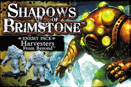 Shadows of Brimstone: Harvesters From Beyond Enemy Set