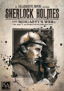 Sherlock Holmes and Moriarity's Web