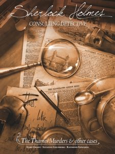 Sherlock Holmes: Consulting Detective Thames Murders and Other Cases