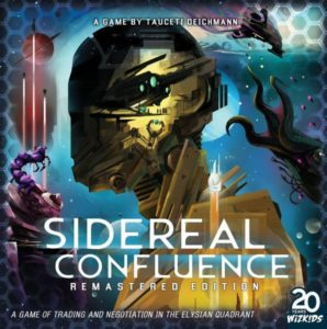 Sidereal Confluence: Trading and Negotiation in the Elysian Quadrant Remastered Edition