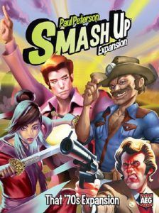 Smash Up: that '70's Expansion