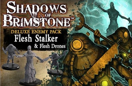 Shadows of Brimstone: Flesh Stalker & Flesh Drones Deluxe Enemy Pack