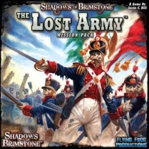 Shadows of Brimstone: Lost Army
