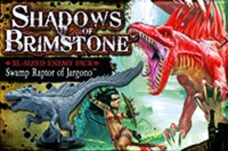 Shadows of Brimstone: The Swamp Raptor of Jargono
