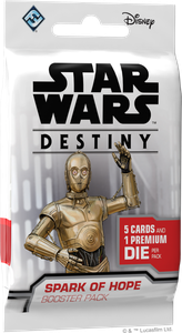 Star Wars: Destiny – A Spark of Hope Booster Box