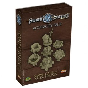 Sword & Sorcery: Ancient Chronicles – Spawn Gates and Gods` Shrines