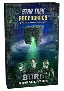 Star Trek: Ascendancy - Borg Assimilation