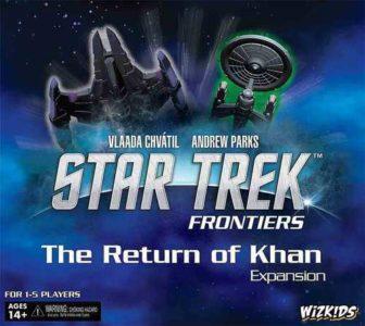 Star Trek: Frontiers - the Return of Khan