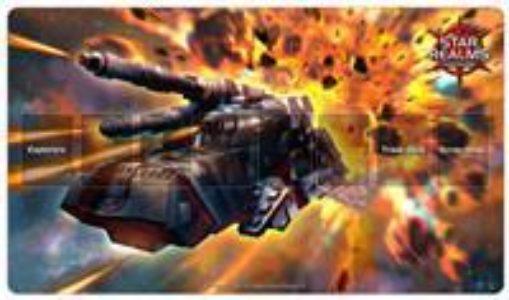 Star Realms Battle Mech Play mat