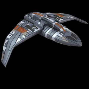 Star Trek Attack Wing: Bajoran Interceptor Five Expansion Pack