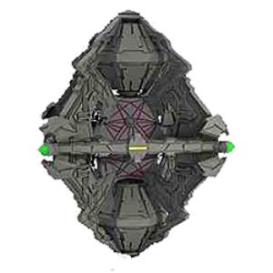 Star Trek Attack Wing: Borg Queen Vessel Prime Expansion Pack