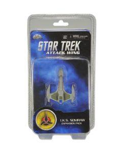 Star Trek Attack Wing: Klingon I.K.S. Somraw Expansion Pack
