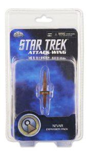 Star Trek Attack Wing: Vulcan NiVar Expansion Pack