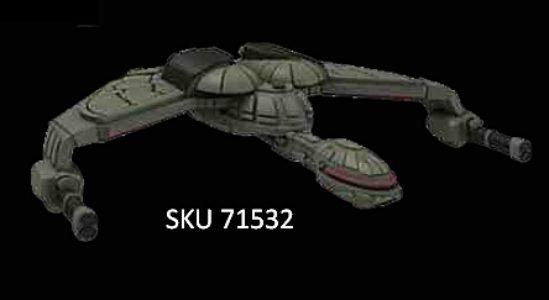 Star Trek Attack Wing: Changs Bird of Prey Klingon Expansion Pack