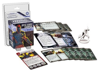 Star Wars: Imperial Assault – Royal Guard Champion Villain Pack