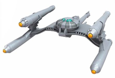 Star Trek: Attack Wing – Gorn Starship Independent Expansion Pack